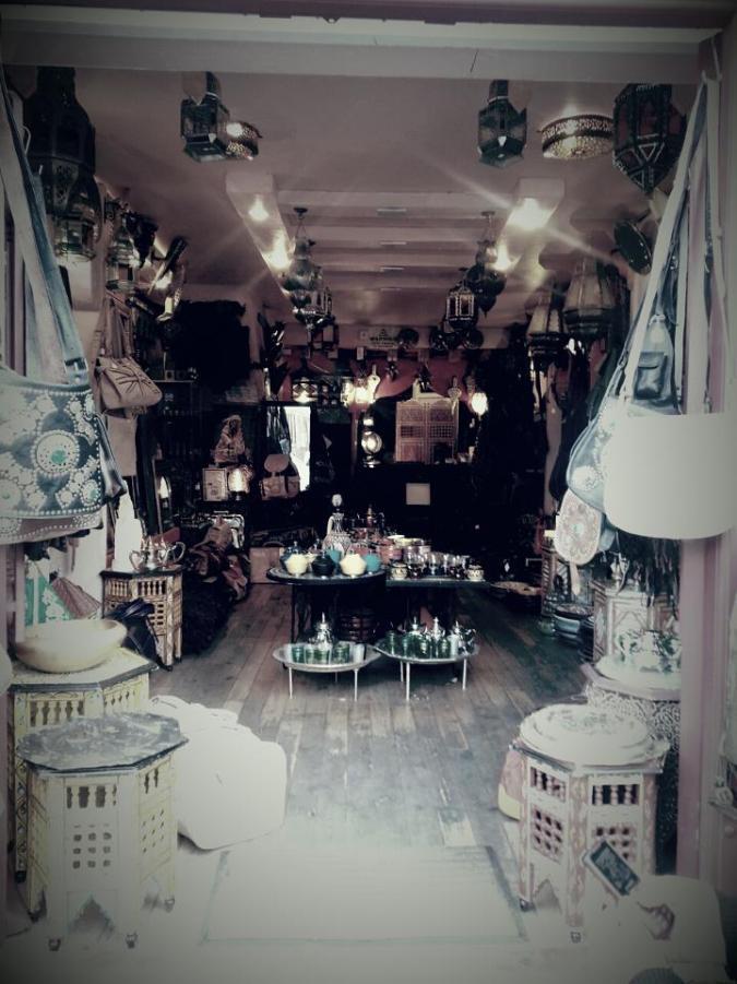 alladin's cave portobello mkt
