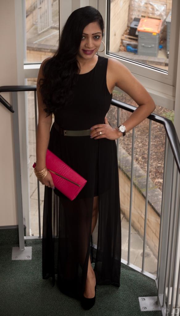 Anniversary Date Night Dress