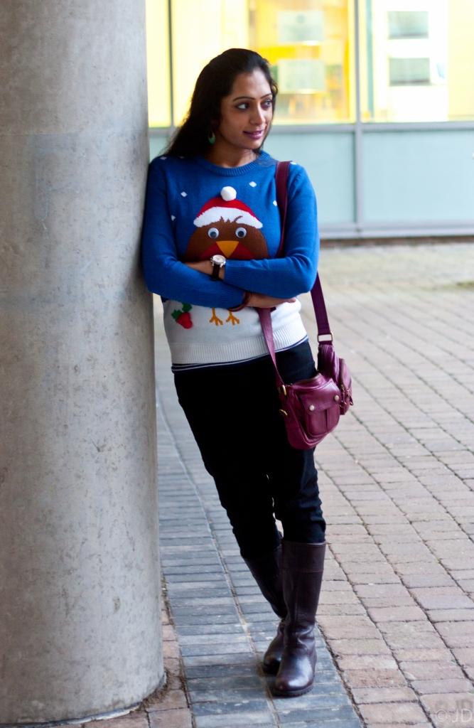Christmas Jumper Fashion
