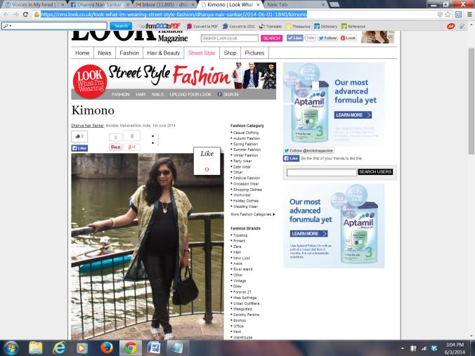 kimono press mention