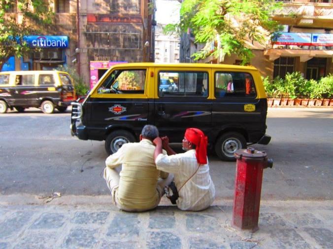 Streets of Mumbai by Rushikesh Kulkarni