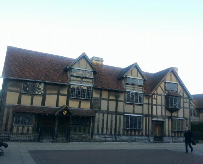 Shakespeare's House UK attractions