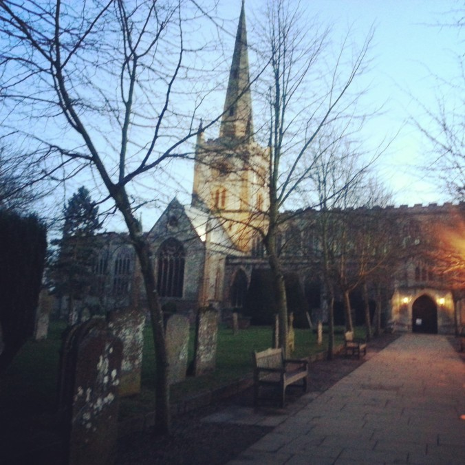 Holy Trinity Church, UK attractions