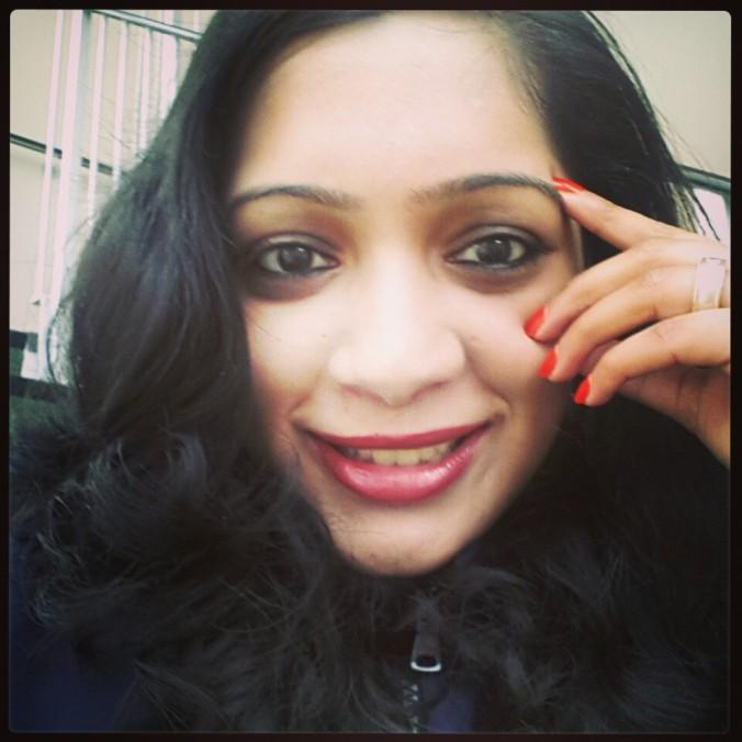 Orange lipstick trend 2014