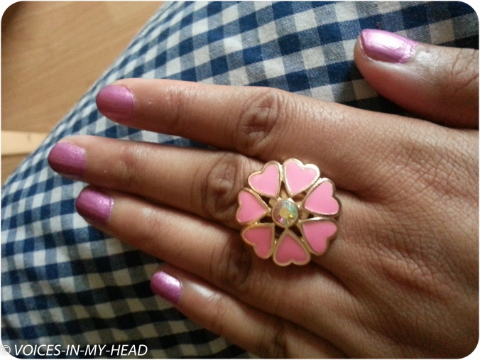 at home manicure tutorial