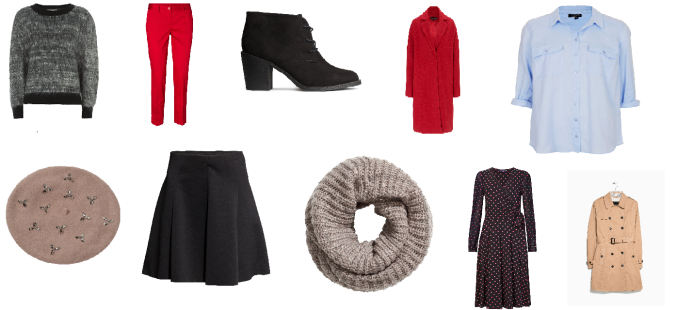 Autumn Winter Essentials