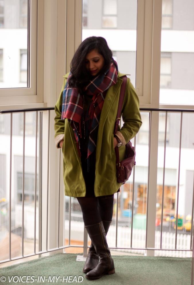 Winter Fashion Coats