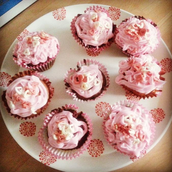 Easy cupcakes recipe