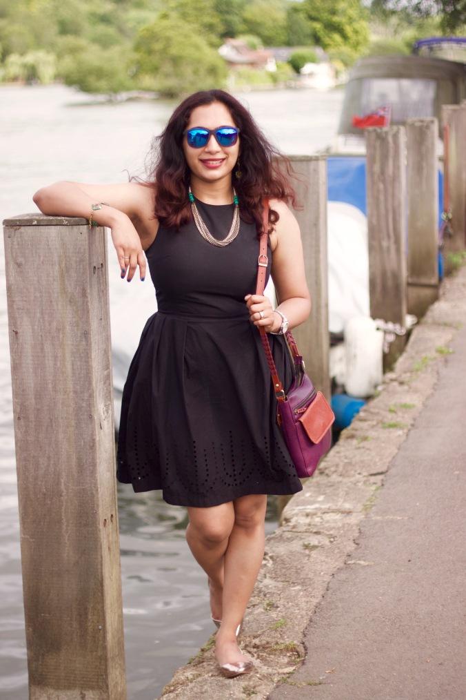 little black dress style
